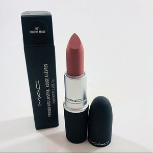 MAC Powder Kiss Lipstick 921 Sultry Move
